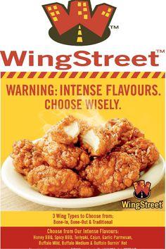 WingStreet WARNING