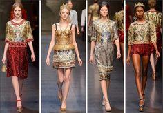 mode van 2014 heeft iets weg van Egyptische style