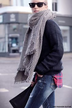 Houndstooth Trend - I want one !