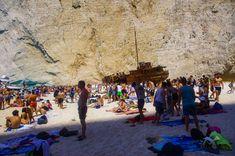 Zakynthos – Amiért mindenki a szigetre jön. Shipwreck, Olympus, Greece, Dolores Park, Travel, Greece Country, Viajes, Destinations, Traveling