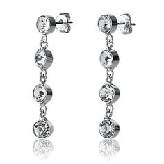 Sparkling Earrings - NEW ! Limited Edition - Accessories - Shop for Oriflame Sweden - Oriflame cosmetics –UK & ROI - Sparkling Earrings |orinet/accessories /new !limited edition