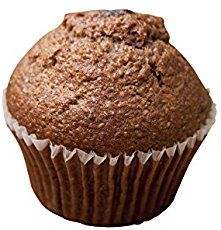 Made with toasted wheat bran, freshly grated orange zest, and simmered and puréed raisins, this bran muffin is one of the most delicious muffins out there. Raisin Bran Muffins, Banana Oatmeal Muffins, Muffin Recipes, Baking Recipes, Homemade Chips, Biscuits, Just Cakes, Breakfast Bake, Sweet Bread