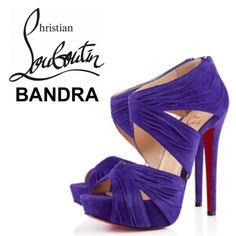 CHRISTIAN LOUBOUTIN Bandra 140mm - @antonia- #webstagram
