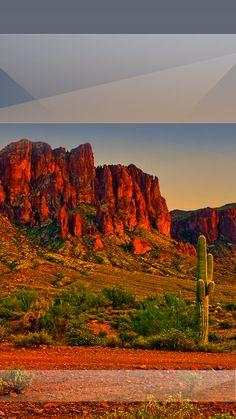 ↑↑TAP AND GET THE FREE APP! Lockscreens Art Creative Nature Mountain Desert…