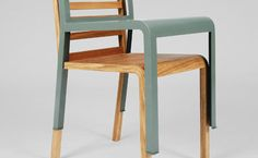 Twin chair by Philippe Nigro for Via