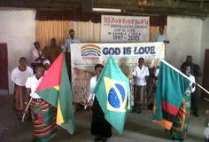 Aniversário da IPDA de Zâmbia