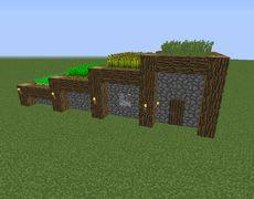 Survivalist Farm House