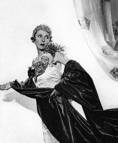 Lady Diana Cooper - Cecil Beaton