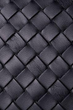 Bottega Veneta - Woven Leather Bag Details idea of the technique used on my bag - Repin