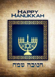 Hanukkah Printable