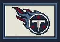 NFL Area Rug- Tennessee Titans 1 | NFL Rugs | Floors To Go