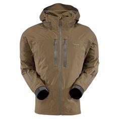 Sitka Stormfront Jacket Medium, Moss, MSRP 599$