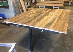 61 best reclaimed wood tables images on pinterest in 2018 for Reclaimed wood bay area ca