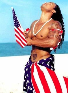 Hot Men Shirtless Friday Stars And Stripes Edition : theBERRY