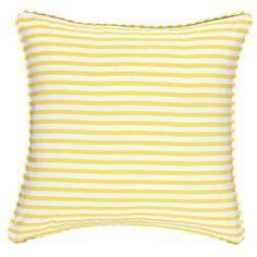 Connor Cushion Yellow