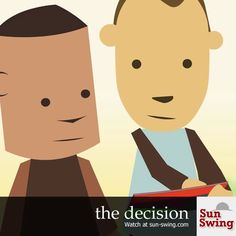 The Decision - Movie to teach children about choosing not to look at pornography. Has links to FHE lesson plan and original Friend story.