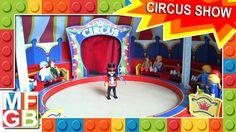 Playmobil Circus Show - Full Version ( Stop-Motion Animation ) Circus Playmobil - Circo Playmobil - Zirkus Playmobil - Cirque Playmobil See also: - All Shows...