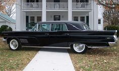 1960's lincoln limo | 1960 Lincoln Continental Mark V news, pictures, specifications, and ...