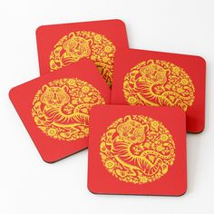 Chinese Holidays, All Holidays, Chinese New Year, Mid Autumn Festival, Coasters, Art Prints, Printed, Awesome, Tableware