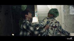 BTS Run  jungkook and Suga (yoongi)