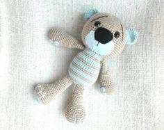 Amigurumi sheep Crochet toy by Pimentayflor on Etsy
