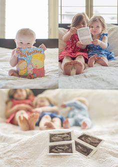 pregnancy journal, pregnancy announcement, sibling pregnancy announcement, maternity photos, new baby announcement, prego #pregnancy #maternity #bigbrother #bigsister