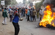 The Latest: Top Kenya official says life returning to normal