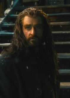 The Hobbit's Thorin, when he realizes that Bilbo is speaking on his behalf