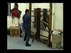 Wong Shun Leung - Wing Chun Kung Fu Master - performing the Wooden Dummy form of Wing Chun Kung Fu system | Rhodes Wing Chun Kung Fu - Visit us: http://rhodeswingchunkungfu.weebly.com/