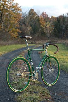 My Custom Bilenky 'Hetchins Tribute' Track Bike by Dancing Weapon of Mass Destruction, via Flickr