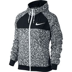 Womens Jackets - Sportswear - Rebel Sport - Nike Womens City All Over Print Jacket