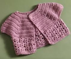 Image result for how to crochet a young girl sweater