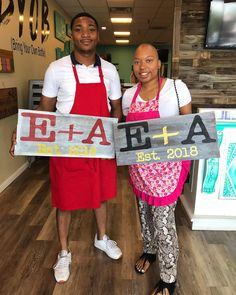 The same designs, but two totally different signs! 🤩 We loves the creativity of these two! Walk-ins are always welcome, or book one of our pre-scheduled times during the week or weekend! Patio Signs, Different Signs, Home Signs, Dorm Decorations, Creativity, Times, Book, Instagram Posts, Diy