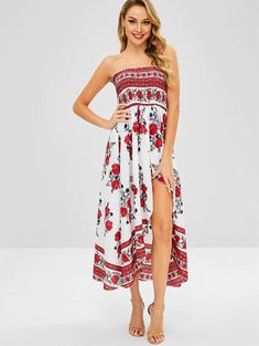 bcbb5cb05 63 Best FLORAL PRINT DRESS images in 2019 | Summer dresses, Casual ...