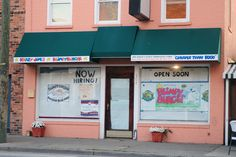 Blimpy Burger looks to reopen by end of next week!