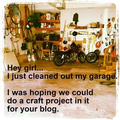 So I Married A Craft Blogger... funny blog!