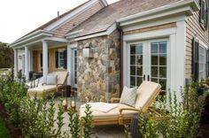 Dream House With Cape Cod Architecture