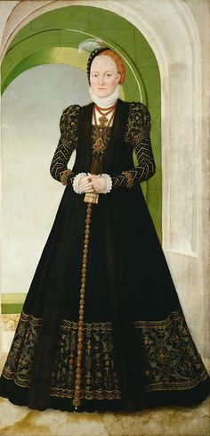"Anne of Denmark, Electress of Saxony (1532-1585). She did her own washing and churning, doctored her husband and also tried to gain influence on state affairs when court officials did not like the idea of ""female domination"" at the Saxon court.She was renowned for her knowledge of plants and her skill in the preparation of herbal remedies, and contributed to the development of farming and horticulture in Saxony. She is, according to Wikipedia, a direct ancestor of modern British royal…"