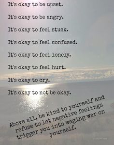 It's ok not to be ok. Just don't stay there, k? I learned it is better to just keep swimming. Life goes on whether you feel good or bad. I'm thankful for my chronic illness friends here. Y'all understand we are usually not ok!! Rheumatoid Arthritis chronic pain autoimmune illness chronic kidney disease illness