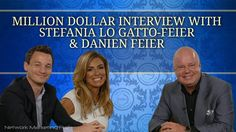 Million Dollar Interview with Danien and Stephania Lo Gatto-Feier