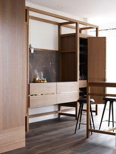 Chamberlain Javens Architects + Kerry Phelan Design Office // Middlepark House [Melbourne, Australia]