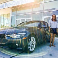 "#regram from @fieldsbmw - "" Congrats to Mrs. Karen T. on the purchase of her brand new BMW 320i which she purchase from our BMW Daytona location. Welcome to the Fields family Karen and enjoy your Ultimate Driving Machine! #FieldsBMW #BMW #320i #BMW320i #Florida #newBMW #newcar"" #FieldsCollision #Fields CollisionCenter #Fields #Collision #Center #DaytonaBeach #Florida"