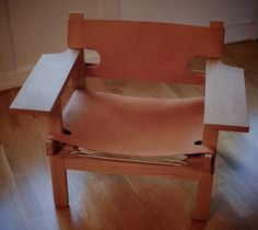 Oak | Leather lounge chair Leather Lounge, Oslo, Chairs, Furniture, Home Decor, Decoration Home, Room Decor, Home Furnishings, Stool