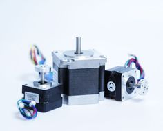 Picture of Intro to Stepper Motors