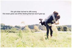 One of my favorite quotes from THE BEST OF ME~ NICHOLAS SPARKS