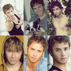 Jeremy Sumpter.. Is adorable.