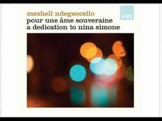 Meshell Ndegeocello - Black Is The Color Of My True Love's Hair