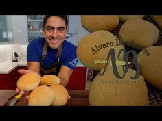 Chilean Recipes, Brazilian Recipes, Pains, Make It Yourself, Breads, Nostalgia, Foods, Youtube, Home