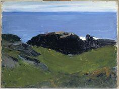 Edward Hopper (1882-1967) Sea and Shore, 1916 - 1919