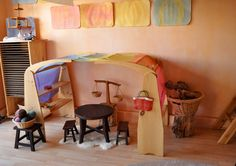 let the children play: inspiring waldorf / steiner preschool learning environments